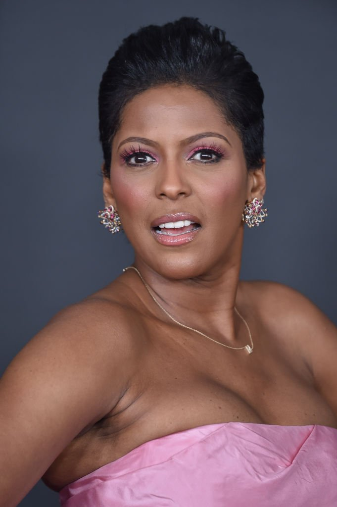 Tamron Hall attends the 51st NAACP Image Awards at the Pasadena Civic Auditorium on February 22, 2020 | Photo: Getty Images