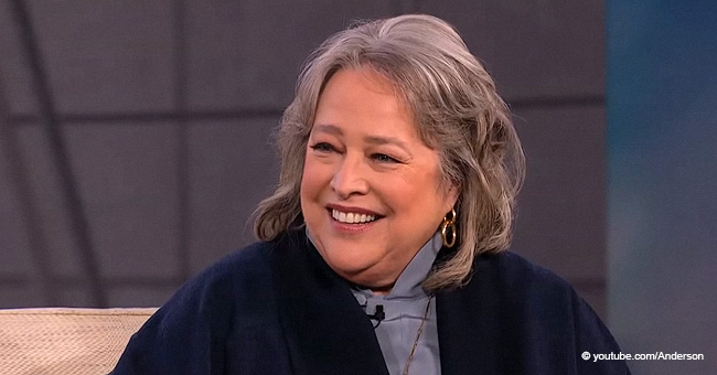 Kathy Bates Once Had to Fight to Keep Her Hair Gray after She Was Told to Put on a Wig