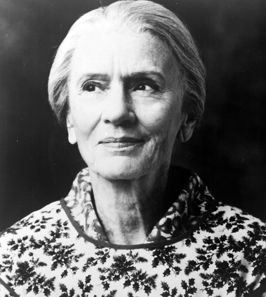 Jessica Tandy publicity portrait from the film 'Fried Green Tomatoes', circa 1991 | Photo: Getty Images