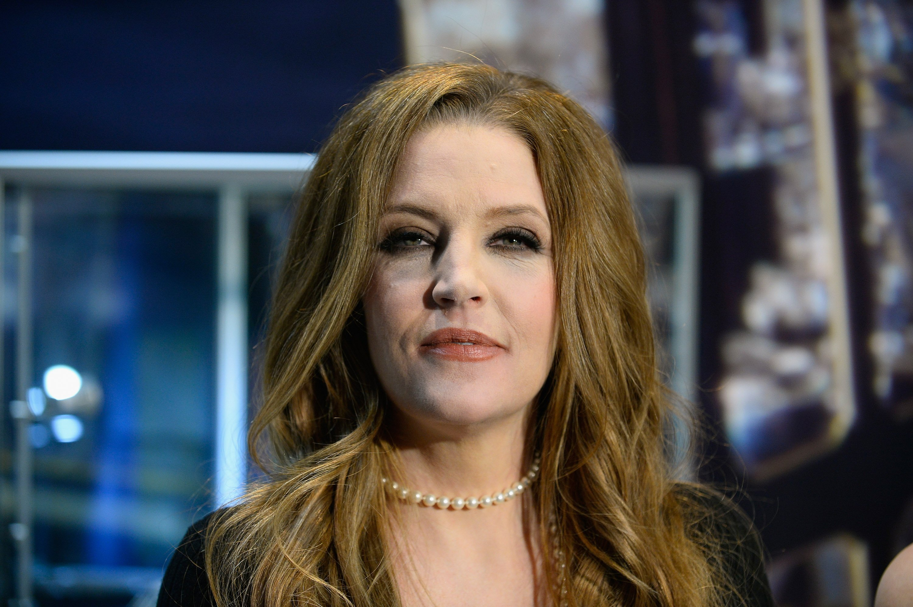 "Lisa Marie Presley attends the grand opening of ""Graceland Presents ELVIS: The Exhibition - The Show - The Experience"" on April 23, 2015. 