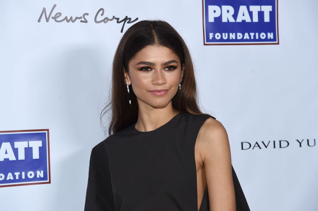 Zendaya attends the 2020 AAA Arts Awards at Skylight Modern on January 30, 2020. | Photo: Getty Images