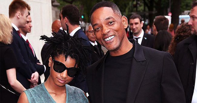 Will Smith of 'Gemini Man' Shares Video from Daughter Willow's Halloween-Themed 19th Birthday Party