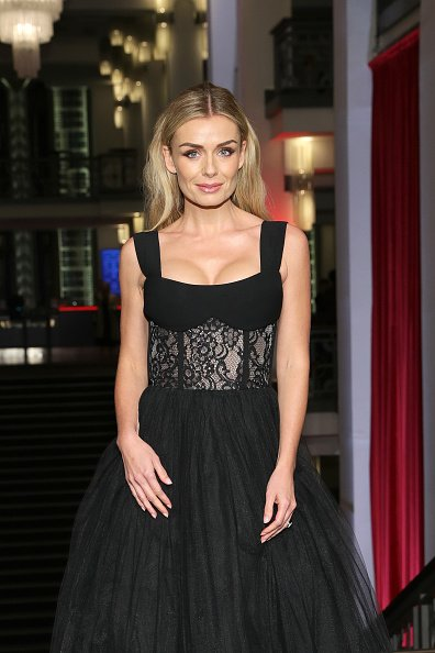Katherine Jenkins at Friedrichstadt-Palast on February 21, 2020 in Berlin, Germany. | Photo: Getty Images