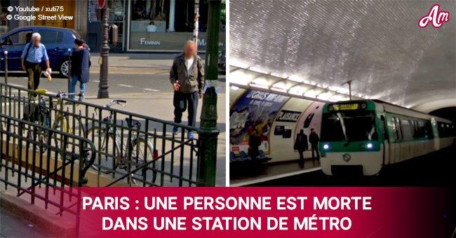 Paris: le métro a été interrompu pendant deux heures à cause d'un terrible suicide