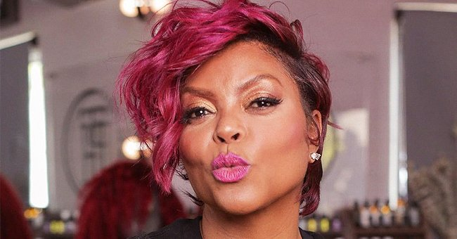 Taraji P Henson Flaunts Her Figure in a Tom Ford Snake-Printed Jacket & Boots in a New Video