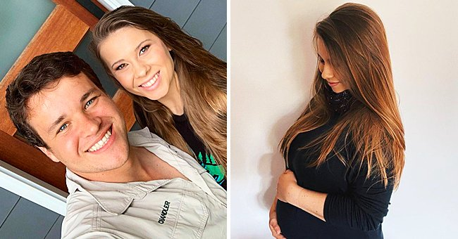 Pregnant Bindi Irwin Gushes over Her Husband Chandler Powell Ahead of Their First Child's Birth