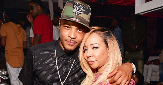 TI Flew His Wife Tiny Harris to Florida for a Romantic Dinner on the Beach during Her Birthday