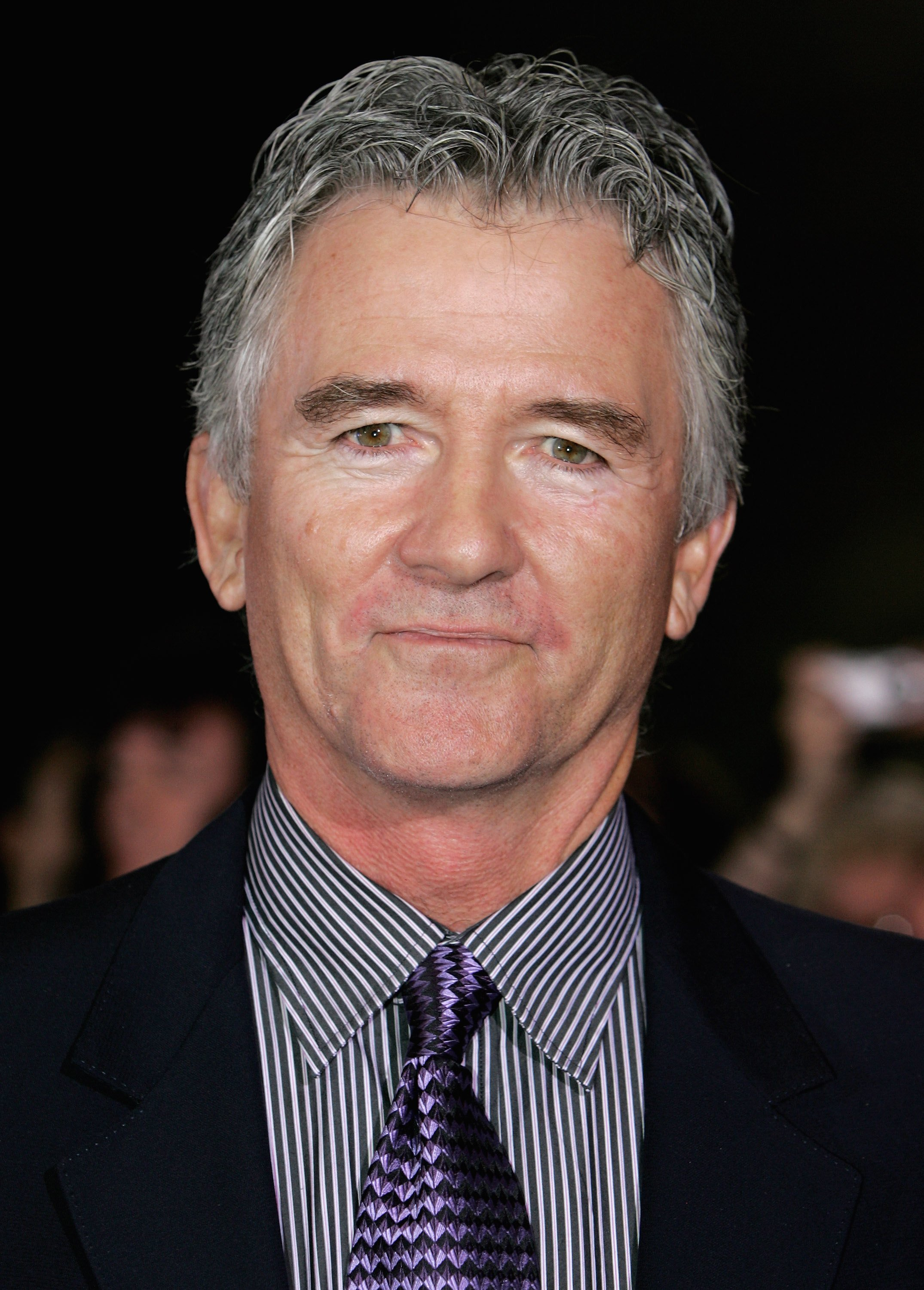Patrick Duffy kommt am ersten Tag des Northern Rock All Star Cup im Celtic Manor Resort am 26. August 2006 in Newport, Wales, zum Galadinner. | Quelle: Getty Images