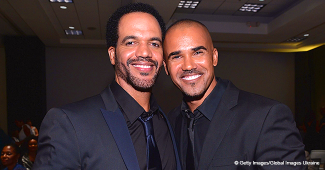 Shemar Moore's Tribute to Kristoff St. John at Daytime Emmys