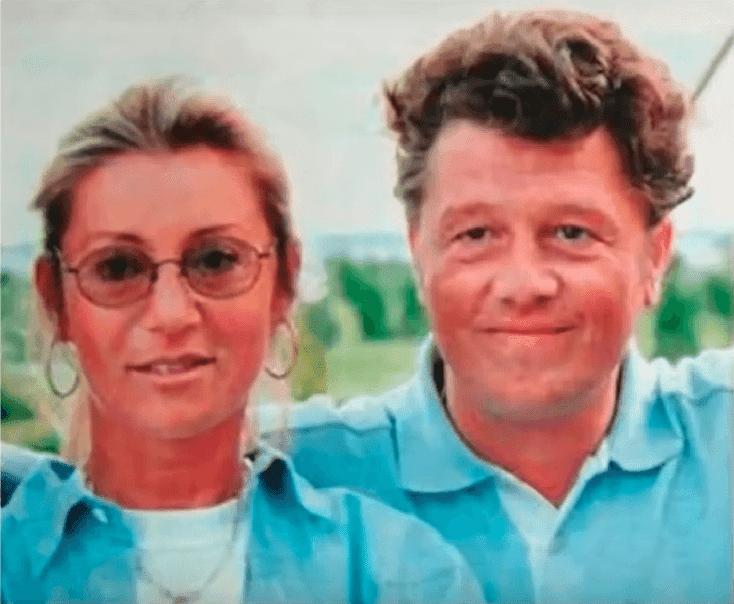 Sheila et son mari Yves Martin. | Youtube/6Medias