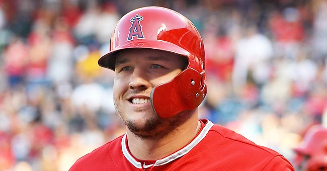 MLB Star Mike Trout & Wife Jessica Welcome 1st Son — See How Their Baby's Name Pays Tribute to Baseball
