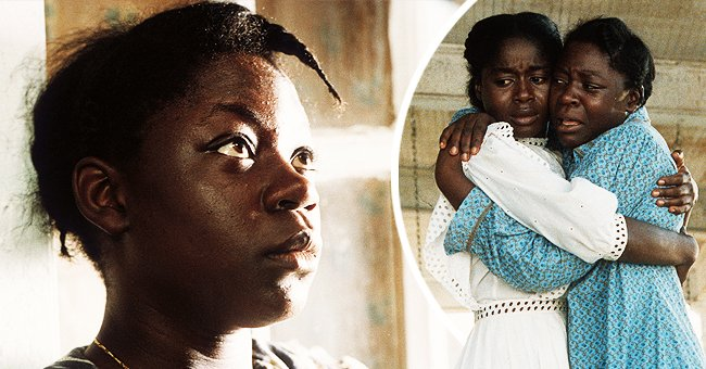 """A picture of Desreta Jackson playing Young Celie the movie """"The Color Purple""""   Photo: Getty Images"""