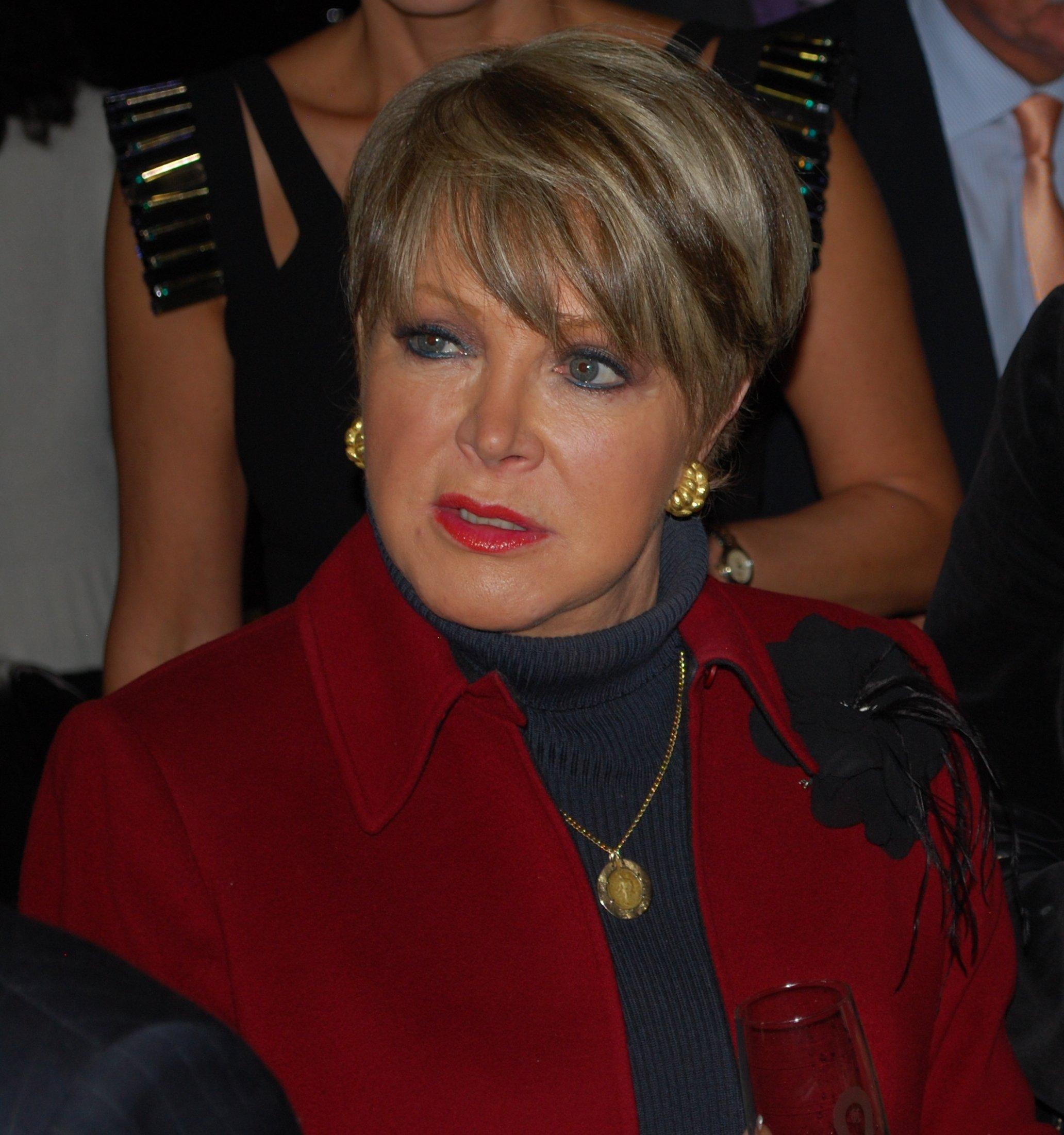 Periodista Lolita Ayala.   Foto: Wikipedia