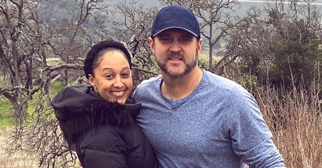 Tamera Mowry & Adam Housley Celebrate 10th Anniversary with Dedicated Posts for Each Other