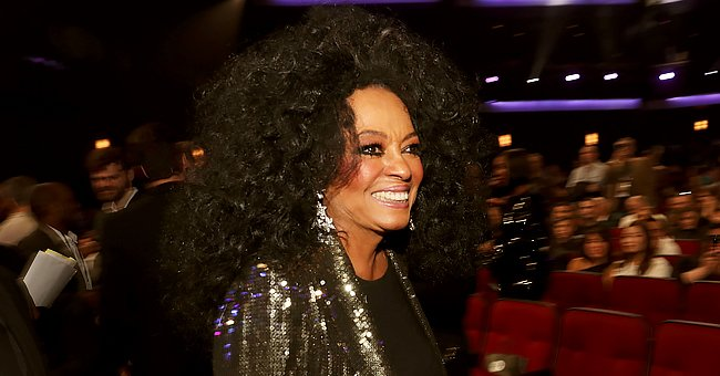 Diana Ross' Son Evan Embraces Her Grandson Ziggy in a Photo Showing Their Uncanny Resemblance