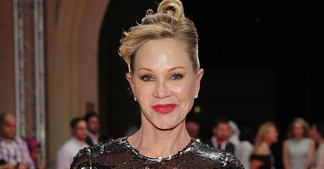 Melanie Griffith, 63, Wears Pink for Breast Cancer Awareness Month While Showing off Toned Body