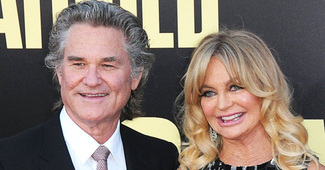 Here's What Goldie Hawn Revealed as She Gushed over Her Family Life with Kurt Russell