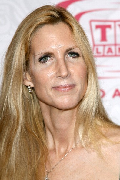 Ann Coulter at the 5th Annual TV Land Awards in California, United States. | Photo: Getty Images.