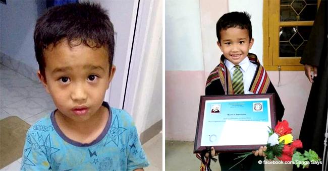 Cet enfant arrive à l'hôpital avec toutes ses économies pour soigner un petit poussin qu'il a écrasé