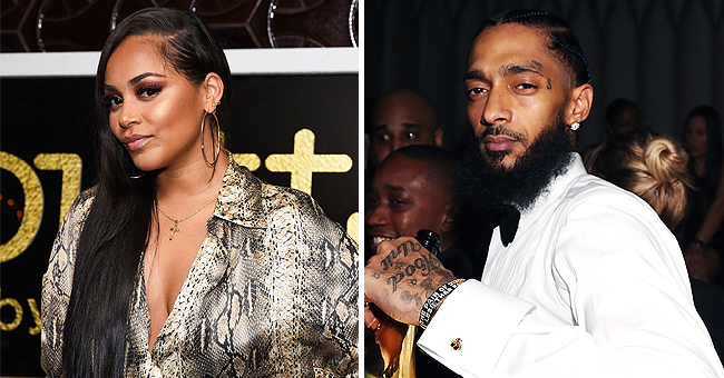 Lauren London Allegedly Expects Son to Inherit $1 Million from Nipsey Hussle's Estate