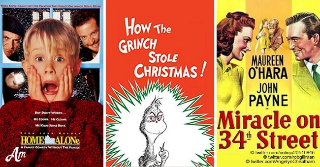 Top 5 holiday movies for the whole family