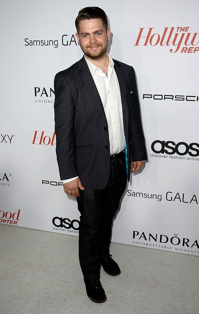 Jack Osbourne arrives at The Hollywood Reporter's Emmy Party    Getty Images / Global Images Ukraine