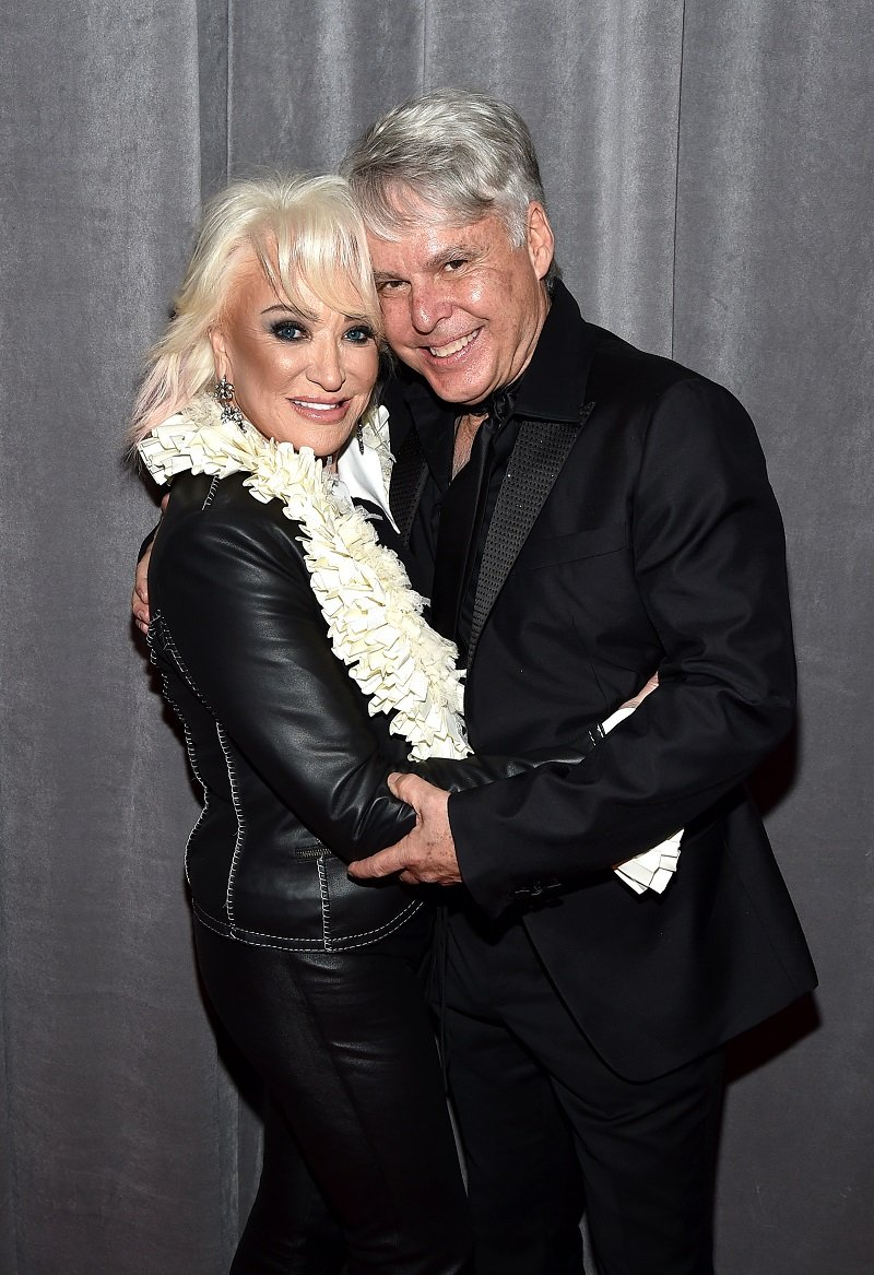 Tanya Tucker and Craig Dillingham on January 26, 2020 in Los Angeles, California | Photo: Getty Images