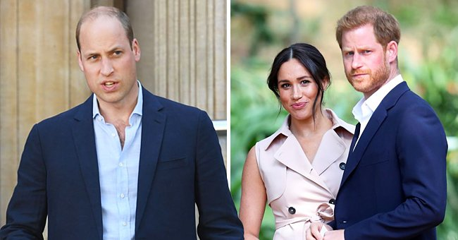 'Battle of Brothers' Reveals Meghan Markle Was at the Root of Tension between Harry & William