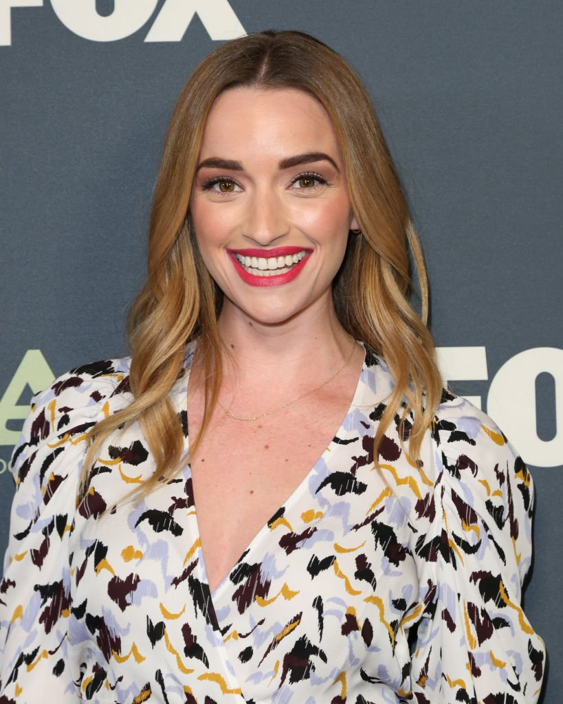 Brianne Howey at the 2019 FOX Winter TCA Tour on February 6, 2019 in Los Angeles, California. | Photo: Getty Images