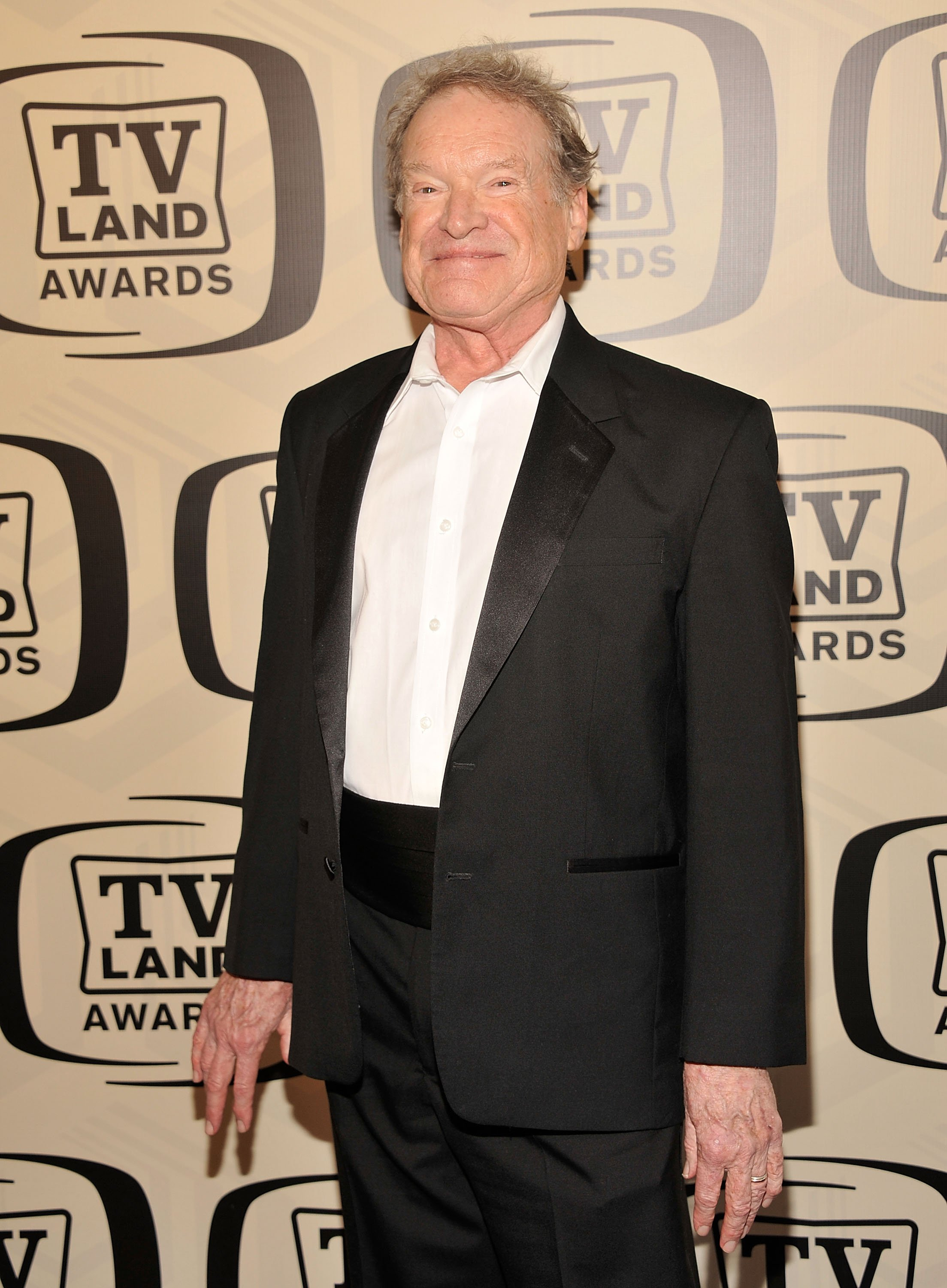 Charles Kimbrough attends the 10th Annual TV Land Awards at the Lexington Avenue Armory on April 14, 2012, in New York City. | Source: Getty Images.