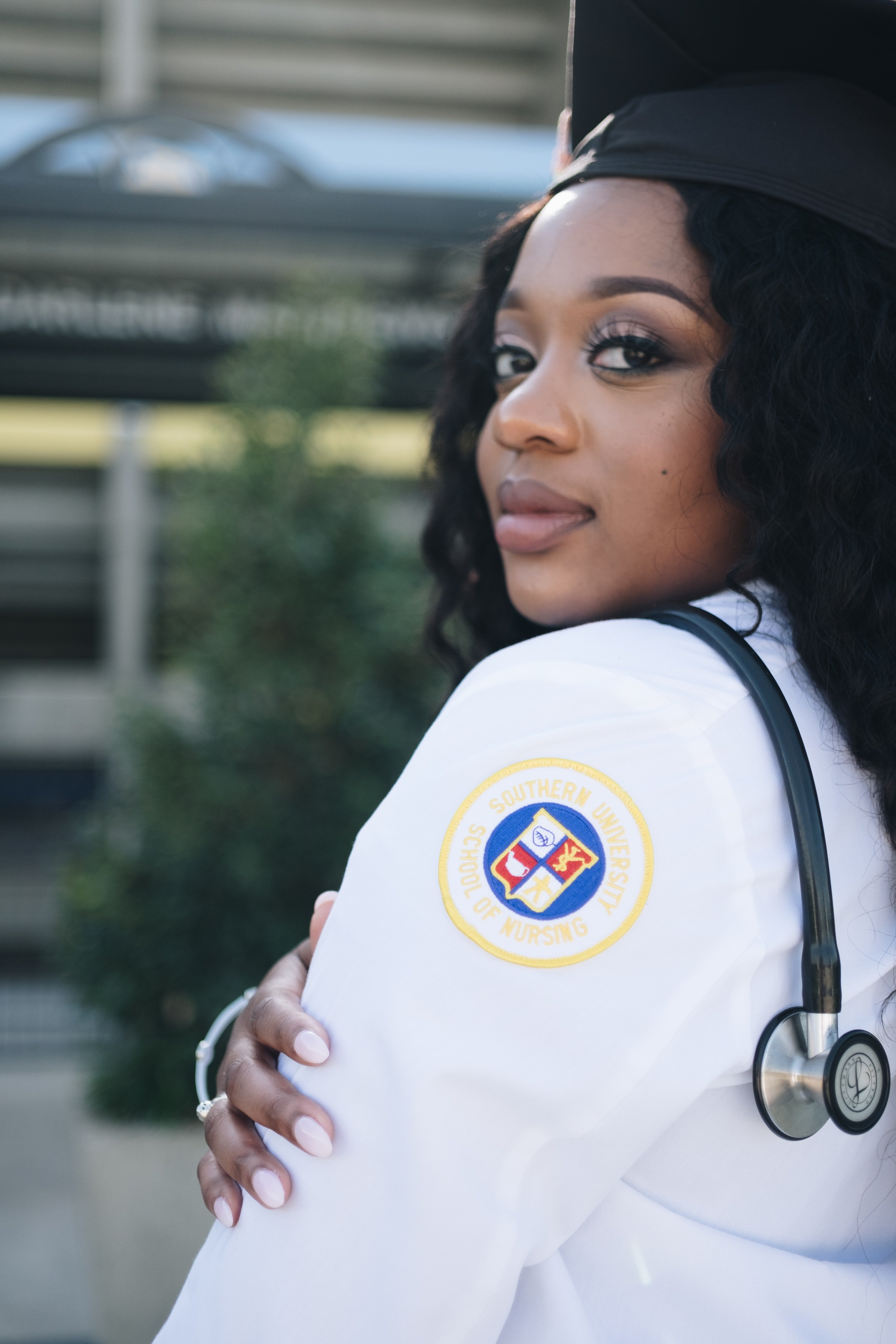 A beautiful nurse. | Source: Pexels
