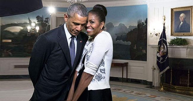 16 Times Barack and Michelle Obama's Love Served up Relationship Goals