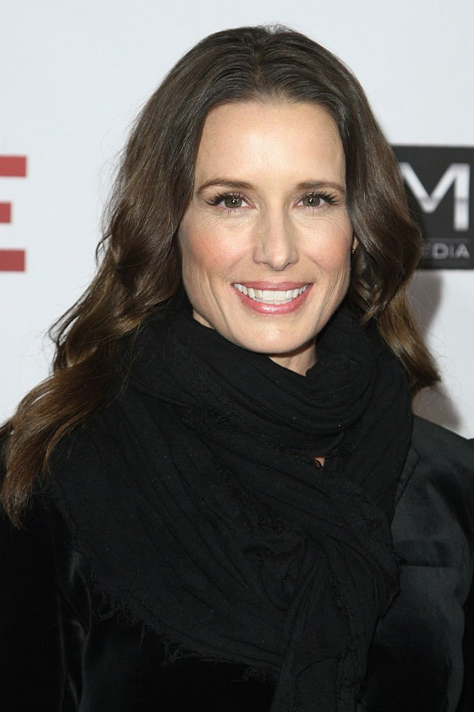 "Shawnee Smith attends the Los Angeles premiere of ""BELIEVE"" 