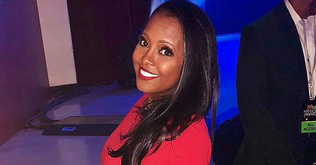 Keshia Knight Pulliam from 'House of Payne' Shows off Her Toned Body and Flat Tummy in a Revealing New Photo