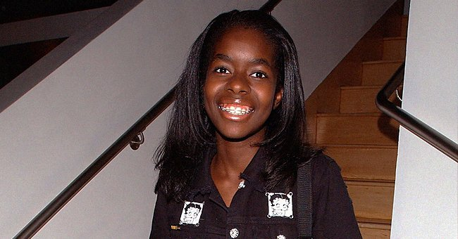 Camille Winbush from 'The Bernie Mac Show' Goes Au Naturel in a Stunning Makeup-Free Photo