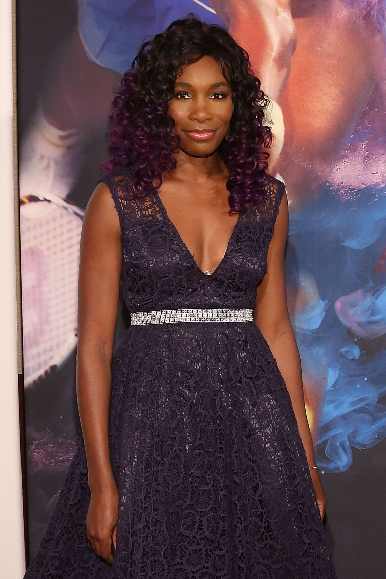 """Venus Williams at the """"Star Wars"""" premiere/ Source: Getty Images"""