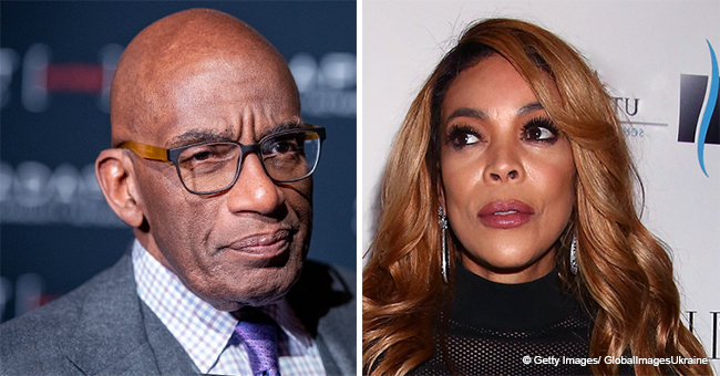 Al Roker Wishes Wendy Williams 'Strength and Hope' after She Opened up about Addiction Battle