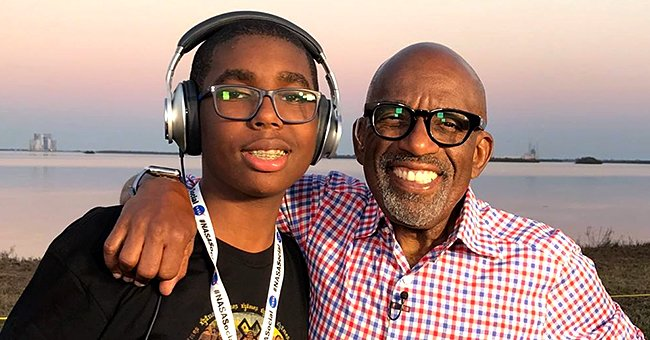 Al Roker & Wife Deborah Celebrate Their Only Son Nick's 18th Birthday with Pictures of Him Growing Up