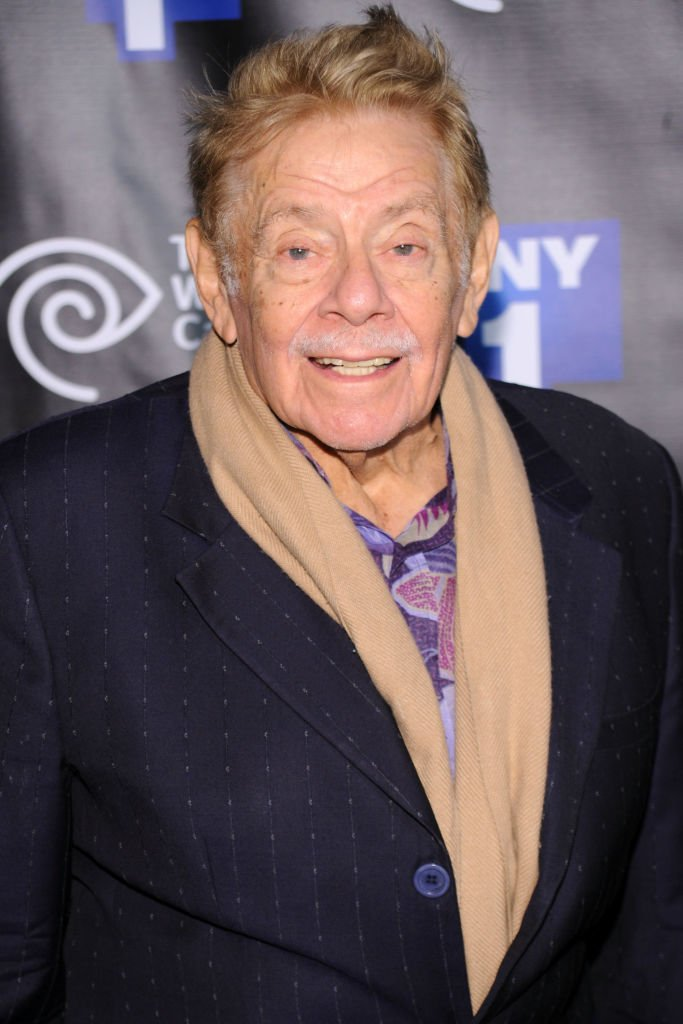 Jerry Stiller. I Image: Getty Images.
