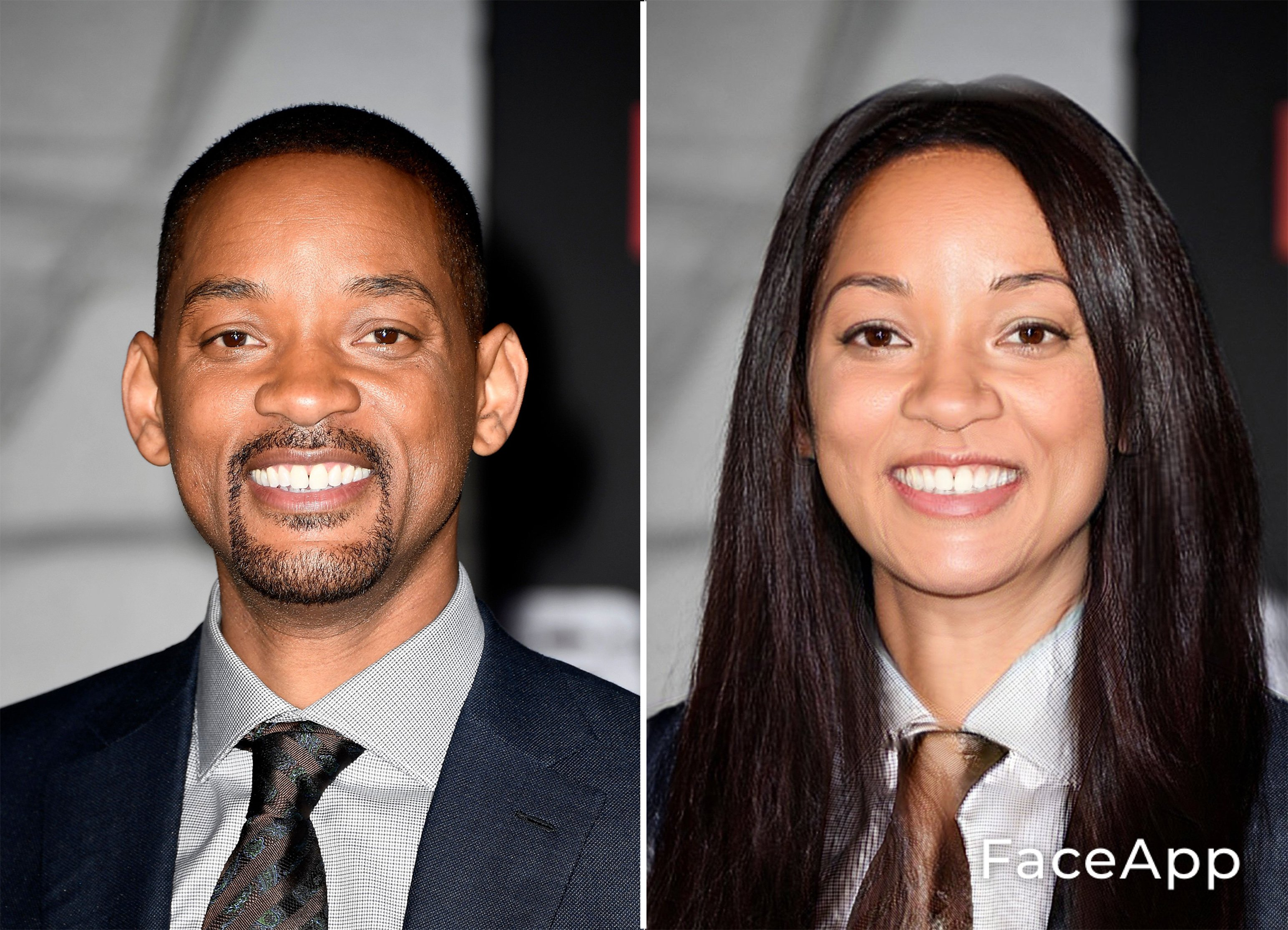 Will Smith| Source: Getty Images/Face App