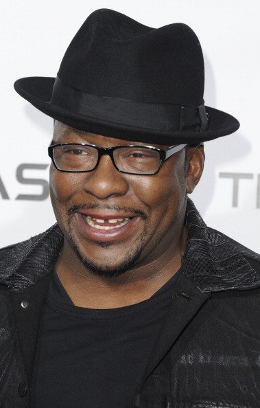 Bobby Brown at Will.I.Am's annual benefit concert in February 2013. | Photo: Getty Images