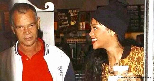 Rihanna's Dad Denies Using Her Name to Make Money
