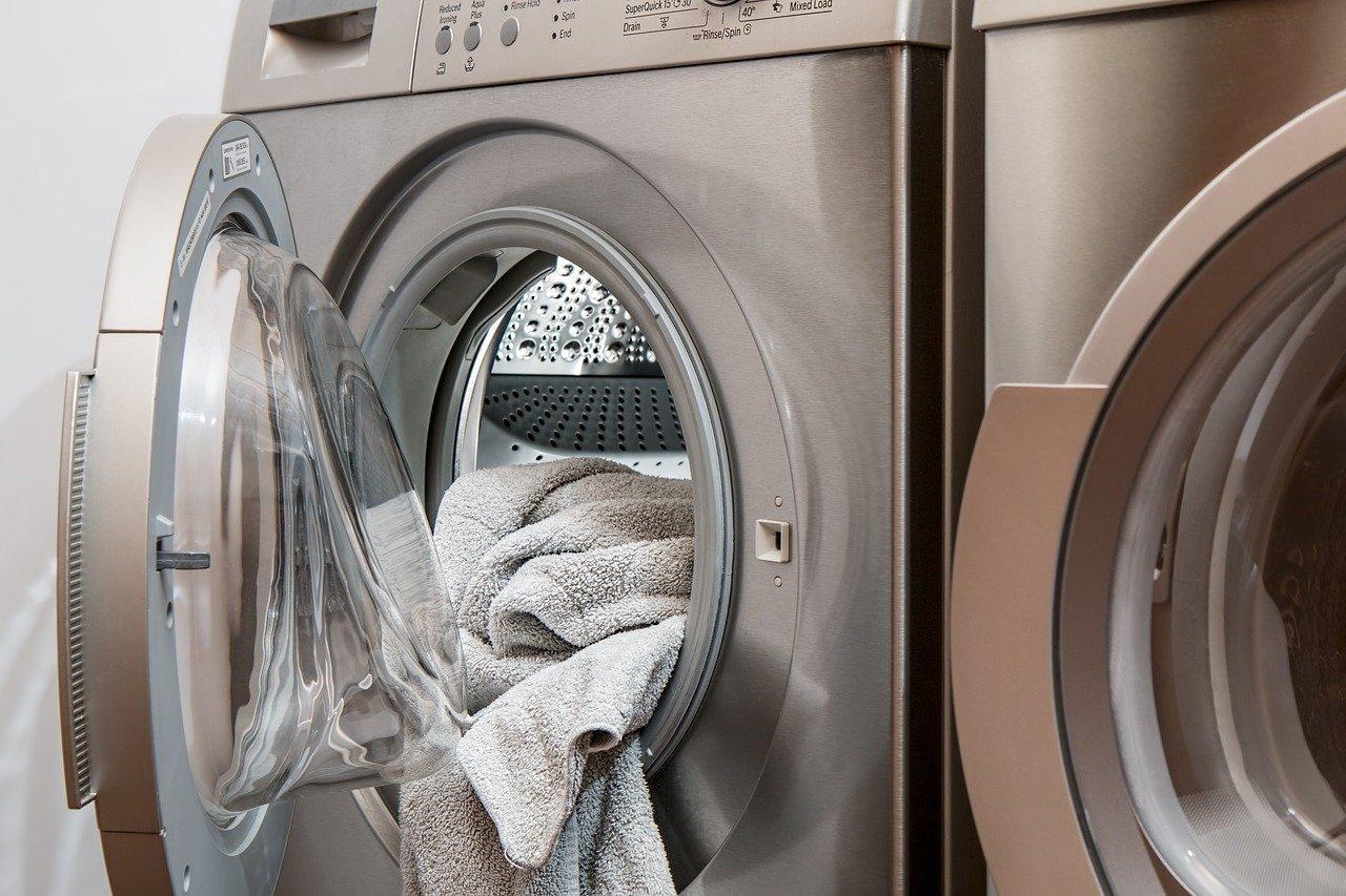Waschmaschine - Quelle: Pixabay