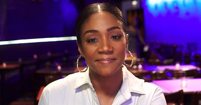 Check Out Tiffany Haddish Showing off Her Killer Figure in Mônot's Virtual Fashion Show