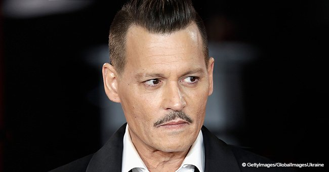 Le nouveau look de Johnny Depp le rend presque méconnaissable