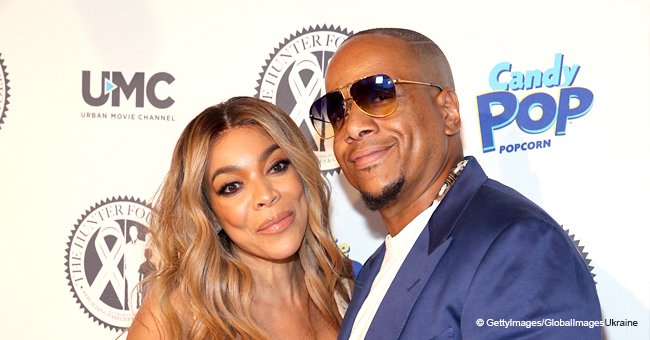 Wendy Williams' Husband Talks Wife's Addiction, Says It's 'Family Process' Helping Her Be Sober