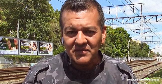 Un abrazo salvador: video captura cómo la amabilidad de un policía salvó a una mujer del suicidio