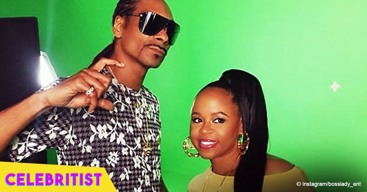 Snoop Dogg's wife flashes massive diamond rings following his recent cheating scandal