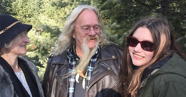 'Alaskan Bush People' Star Billy Brown's Daughter Rainy Pens Touching Tribute to Her Late Dad