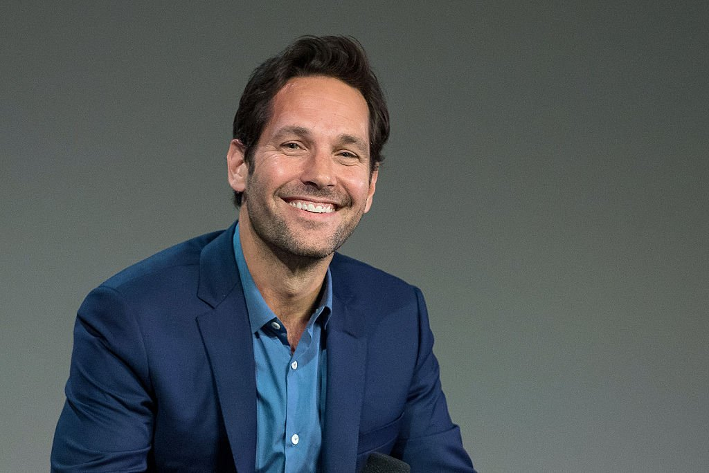 Paul Rudd on July 16, 2015 in New York City | Photo: Getty Images